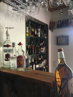 My home Bar