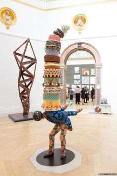 BBC News - RA's Summer Exhibition: A sprawling exhibition of varying quality