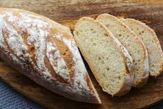 Bread Without Yeast: The Recipe Pan Fried Bread, Homemade Bread Without Yeast, Italian Bread Recipes, Brewers Yeast, Fresh Bread, Non Stick Pan, Falafel, How To Make Bread, Easy Cooking