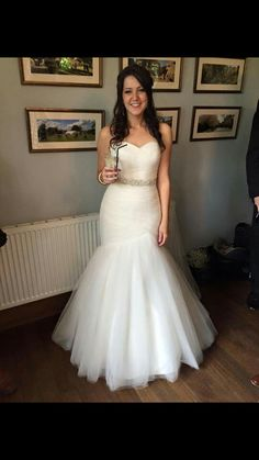 Mori Lee 5108 With Added Belt
