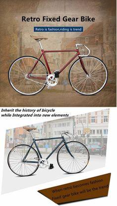 Retro Racing Bike Fixed Gear Bike Anyway and Hub Plating Frame Sale - Euro 323,-
