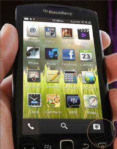 BlackBerry 10 Phones [ News ]