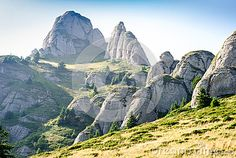 Spectacular Mountain Top Cliffs Stock Image - Image of beauty, exotic: 60778911 Cliff, Travel Destinations, Exotic, Europe, Stock Photos, Mountains, Nature, Top, Image