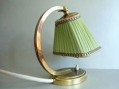 kultige Lampe - 50er Jahre von MaDütt auf DaWanda.com
