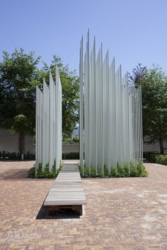 Growth Monument by NEXT architects, Tilburg
