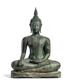 Buddha Shakyamuni   LACMA Collections Buddha Buddhism, Buddha Art, Buddha Tattoo Design, Art Thai, Thai Buddha Statue, Buddha Sculpture, 15th Century, Asian Art, Antiques
