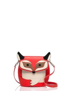 blaze a trail fox crossbody | Kate Spade New York
