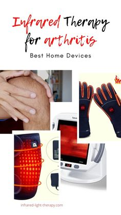 How to use infrared light therapy for arthritis knee pain, elbow pain, foot pain and any joint pain in your body - see the post for the best and lowest cost infrared home devices for pain relief