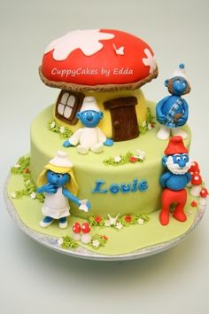 smurf cake: Do you have a creative career, college, or Alkebulan theme based on this cartoon to be in Harlem? STATE OF THE BLACK PARENT