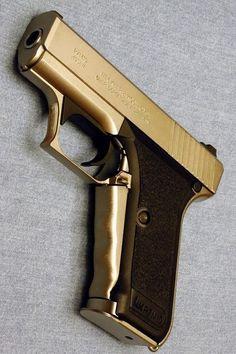 Gold HK P7M10