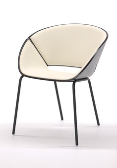 Everything in the line is super simple, sleek, minimalist, and two-toned.  Seems to be Davis' m.o.