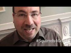 Craig Newmark wants you to help #Squirrels4Good