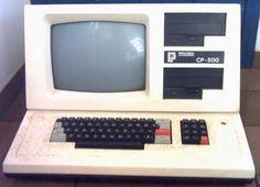 PC 500, meu primeiro computador