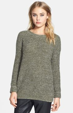 Topshop Ribbed Sweater $47.90