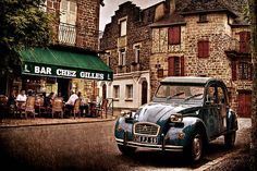 Citroen in French Village / Meyssac Art Print by Barry O Carroll. All prints are professionally printed, packaged, and shipped within 3 - 4 business days. Choose from multiple sizes and hundreds of frame and mat options. 2cv6, Thing 1, Commercial Vehicle, South Of France, Car Humor, The World's Greatest, All Art, Cool Cars, Fine Art America
