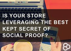 Want to sell more on your eCommerce store? Learn how to leverage the best-kept secret of social proof to encourage your customers to make purchases. Social Proof, Ecommerce Store, Best Kept Secret, Encouragement, Learning, Things To Sell, Studying, Teaching, Onderwijs