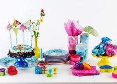 set de 10 pics à cocktail parasol Rice | shop pour enfants Le Petit Zèbre