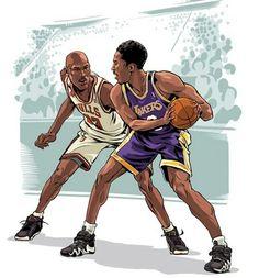 Lebron vs. Kobe