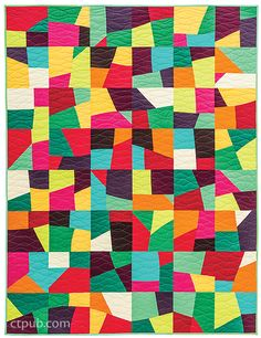 Cultural Fusion Quilts by Sujata Shah c&t publishing