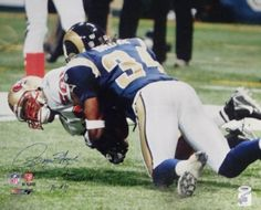 Isaac Bruce Autographed 16x20 Photo San Francisco 49'ers """"