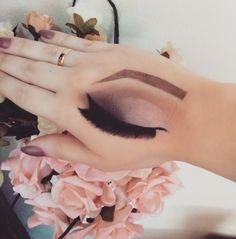 #croquidemão #makeup #moda #maquiagem #croqui #falandodemodaa