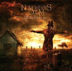 Novembers Doom, The Pale Haunt Departure art