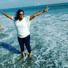 Santa Cruz CA: Funtyms at the beach by haritha_sun