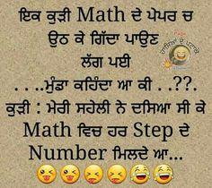 It&Apos;S reality punjabi funny jokes. Sunday Quotes Funny, Funny Attitude Quotes, Funny Quotes For Teens, Jokes Quotes, Funny Quotes About Life, Happy Quotes, Qoutes, Punjabi Jokes, Punjabi Funny