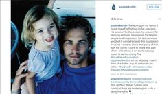 Paul Walkers daughter launches foundation named for father on his birthday | fox13now.com