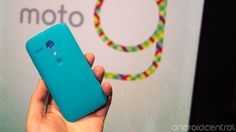 Moto G is available in two storage variants 8GB and 16GB.