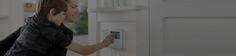 Görüntülü interkom sistemleri Apartman, Villa, İşyerleri ve Bürolarınızda kapınıza gelen ziyaretçileri görmek ve sesli iletişim kurmak için kullanılacak olan sistemlerdir.