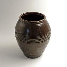 Small jar with no lid, South, Korea