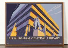 Lost Destination: Birmingham Central Library