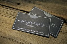 Letterpress Business Cards | Flickr - Photo Sharing!