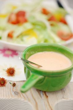 french & catalina dressing on Pinterest | French dressing, Dressing ...