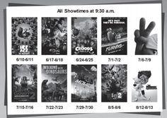 Free Fun in Austin: Cinemark Summer Movie Clubhouse 2014