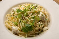 Spicy Crab Linguine with Mustard, Crème Fraîche and Herbs Recipe - NYT Cooking