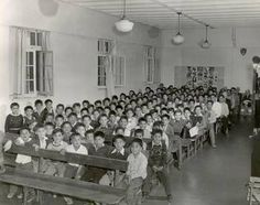 """The residential school system removed children from their homes to assimilate them. The goal was """"to kill the Indian in the child. Residential Schools Canada, Indian Residential Schools, Canadian History, Native American History, Aboriginal Children, Aboriginal People, Canadian Social Studies, Native Child, Third World Countries"""
