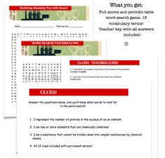 Periodic table webquest metal metalloid nonmetal 7 8 tx tek 66a 83 fun review of atoms and the periodic table urtaz Images