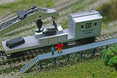 Another hobby of mine, N scale train diorama. N Scale Model Trains, Model Train Layouts, Scale Models, Bus System, Third Rail, Simple Camera, Standard Gauge, New York City Travel, Outdoor Toys