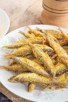 Rețete cu pește și fructe de mare Archives | Bucate Aromate Romanian Food, Onion Rings, Fish Recipes, Baked Goods, Carrots, Baking, Vegetables, Ethnic Recipes, Food