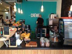 Restaurant in Den Bosch: Creme Coffee & Pastry - Restaurant Creme Koffiehuis Den Bosch