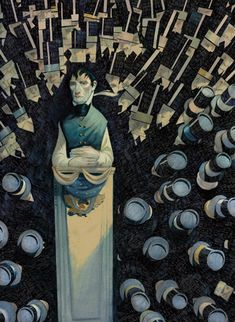 Illustration of the inaugural address of President Harrison who spoke too long in bad weather, caught pneumonia and died, by Sterling Hundley, via Behance Painting Inspiration, Art Inspo, William Henry Harrison, Franz Marc, Ligne Claire, Communication Art, Art Et Illustration, Magazine Art, Art History
