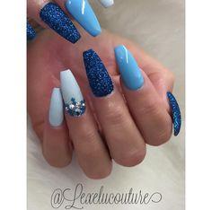 Cool Blue | Mate ✨| Sugar Blue ➡️Hair,Nails,And Style ✨ ➡️Hair,Nails,And Style ✨ ➡️Hair,Nails,And Style ✨