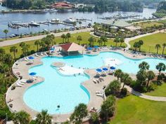 3BR Luxury Villa @ Yacht Club 1-701 $1,900/week in Myrtle Beach