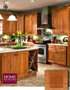find this pin and more on moab by sdb3mh6 hargrove cinnamon theses can be delivered in 10 days medium brown kitchen cabinets. beautiful ideas. Home Design Ideas
