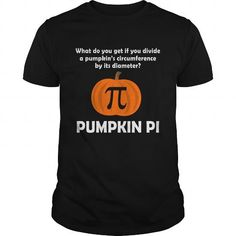 Pumpkin Pi Math Shirt LIMITED TIME ONLY. ORDER NOW if you like, Item Not Sold Anywhere Else. Amazing for you or gift for your family members and your friends. You'd sure look nice in one of our shirts! Pi Day Shirts, Math Shirts, Funny Halloween Memes, Pi Math, Pi Shirt, Cool Sleeves, Cotton Sweatpants, Cool Hoodies, Custom Shirts