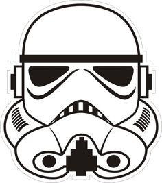 Hand Drawn Storm Trooper by xxSMUDGExx