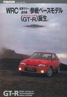 Mazda gtr.