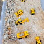 DIY Sand and Rock Box